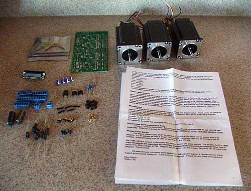 HobbyCNC Kit